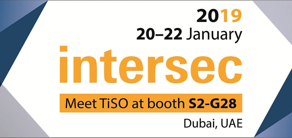 Invitation to the Intersec 2019